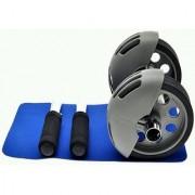 Power Strech Roller Total Body Exercise Equipment Ab Exerciser