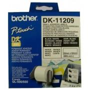 Brother Bez nadruku Etykiety DK-11209