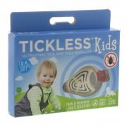 Tickless Kids Ultrasone Verjager Zecke/Floh Blau