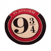 Harry Potter, Strandhandduk - Platform Nine & Three-Quarters