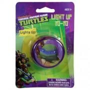 Light Up Kids Yo Yo: Mickey, Sofia, Princess, Jake, Ninja Turtles, Minnie, Cars