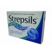 Strepsils menthol and eucalyptus szopogató tabletta 24x *