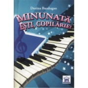 Minunata Esti Copilarie Carte Cantece+CD - Dorina Buzdugan