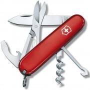 VICTORINOX | Nůž kapesní COMPACT 91mm ČERVENÝ