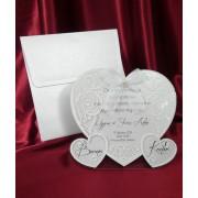 invitatii nunta cod 2537
