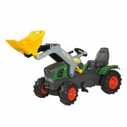 Rolly Toys traptractor RollyFarmtrac Fendt 211 Vario LB groen