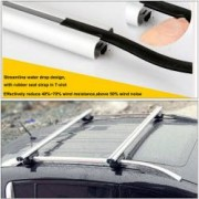 Set bare aluminiu portbagaj cu cheie VW Bora 1999-2005 Combi Breck Caravan
