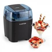 Klarstein Creamberry, 1,5 l, aparat pentru înghețată și iaurt înghețat Negru