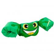 SevylorDetská plávacia vesta s rukávmi Puddle Jumper Žabka