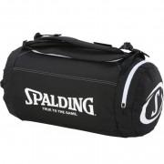 Spalding Sporttasche Duffle Bag - schwarz/weiß
