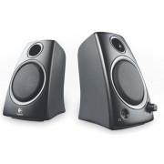 Logitech Z130 5W Black loudspeaker