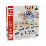 Hape Home Education - Shape and Shadow Card Game