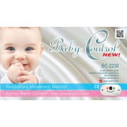Baby Control Légzésfigyelő #BC-230