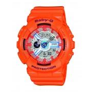 メンズ CASIO BABY-G 腕時計 オレンジ