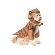Rubie's Jurassic World: Fallen Kingdom T. Rex Disfraz de Mascota, Marrón, Pequeño