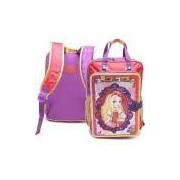 Mochila De Costas Infantil Sestini G 16z Vermelha Ever After High