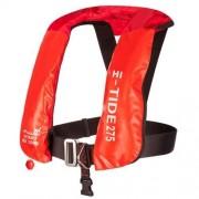 Mullion Hi-Tide 275N automatisch reddingsvest, wipe clean, HR, rood