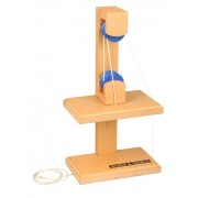 Simple Wooden Machine: Block and Tackle Model, (92317)