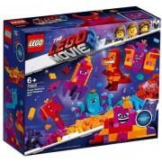Cutia de constructie a Reginei Watevra 70825 LEGO Movie