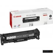 Toner Canon CRG-718 Black - originálny toner