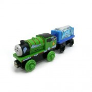 Thomas and Friends-Trains / Vehicles-Thomas & Friends Percy and the Engine Wash Car 2 Pk