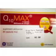 Q10Max *30 cps moi