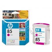 Мастило HP 85, Magenta (28 ml), p/n C9426A - Оригинален HP консуматив - касета с мастило