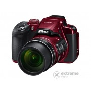 Aparat foto Nikon Coolpix B700, roşu