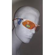 Sportbril TIFOSI Tyrant, Race Orange, BC Orange Fototec lenzen