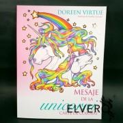 Mesaje de la unicorni - Carte de colorat, Doreen Virtue