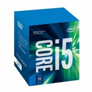 CPU Intel Core i5 7400 Box (3GHz do 3.5GHz, 6MB, C/T: 4/4, LGA 1151, cooler, 65W, HD Graphic 630), 36mj