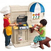 Little Tikes Zestaw barbecue grill Cook & Grill Kitchen, 589300