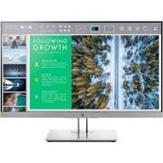 """HP EliteDisplay e243 23.8 """" Full HD IPS Zwart, Zilver platbeeld PC – FlatPanel van PC (60,5 cm (23.8), 1920 x 1080 Pixels, LED, 5 ms, 250 CD/M², zwart, Zilver)"""