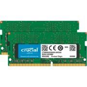 41CR0824-2017 - 8 GB SO DDR4 2400 CL17 Crucial 2er Kit