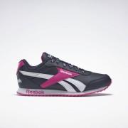 Reebok Royal Classic Jogger 2.0 Schoenen - Collegiate Navy / Proud Pink / White - Size: 34.5,35,36,36.5,37,38,38.5,39