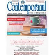 Abonament Revista Contemporanul pentru străinătate