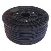PLA bq 1.75mm preto carvão 1Kg