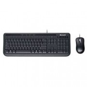Microsoft Keyboard and Mouse Desktop 600 Black