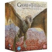 Game of Thrones 1-6 - Urzeala tronurilor Sezoanele 1-6 (30 CD)