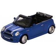 Bburago 43041 Mini Cooper blau
