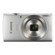 Canon IXUS 185 - Digitale camera compact - 20.5 MP - jpeg - 2,7'' - Zilver