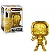 Pop! Vinyl Figura Funko Pop! Iron Spider Dorado - 10.º Aniversario Marvel Studios - Marvel