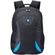 HP Trendy 15.6 inch Laptop Backpack(Blue, Black)