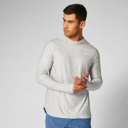 Myprotein Dry-Tech Infinity Hoodie - Silver Marl - M