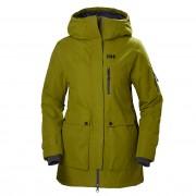 Helly Hansen mujeres Marie chaqueta de esqui Verde XL