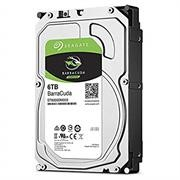 Seagate Barracuda 6TB SATA 6Gbps With 256MB Cache