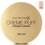 Компактна пудра Max Factor Creme Puff Pressed Powder, Високо покритие, Матиращ ефект, 13 Nouveau Beige, 21гр., 50884339