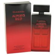 Always Red Eau De Toilette Spray By Elizabeth Arden 3.4 oz Eau De Toilette Spray