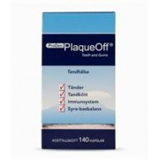 PlaqueOff Teeth and Gums 140 kaps
