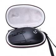 LTGEM EVA Hard Travel Case for Logitech G305 Lightspeed Wireless Gaming Mouse